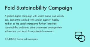 'Planet Positive' Digital Ad Campaign