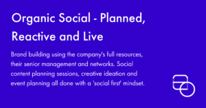 Dynamic Content Creation for Organic Social